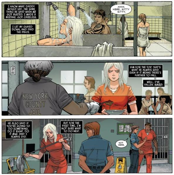 Black Cat is probably getting raped between these panels