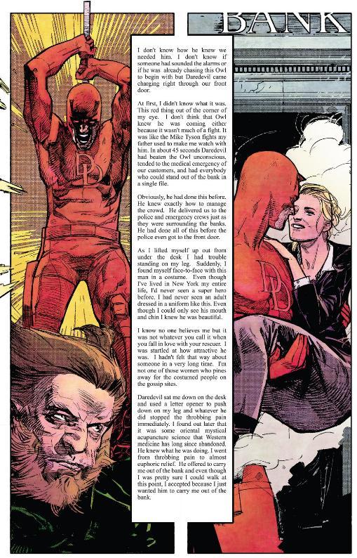 Daredevil rescues Stana