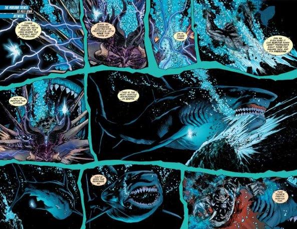 doomsday vs shark