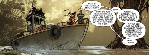 Elektra explains it all