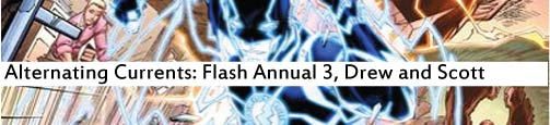 Alternating Currents: The Flash Annual 3, Drew and Scott