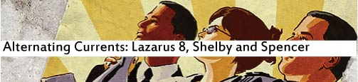 lazarus 8