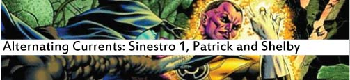 sinestro 1