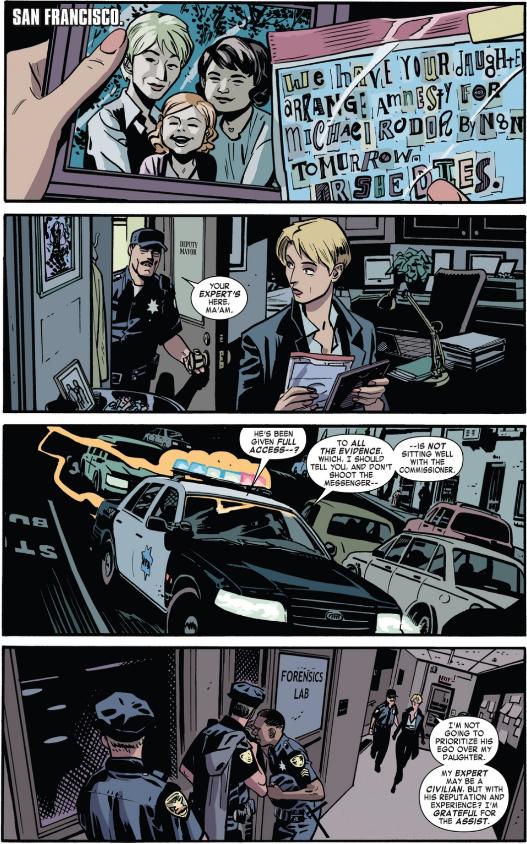 Daredevil 1, Page 1