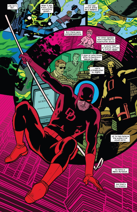 Daredevil 1, page 5