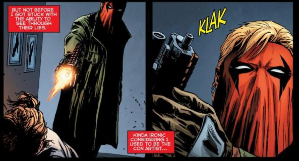 Grifter is nuts
