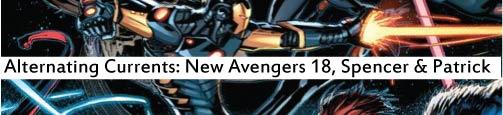 new avengers 18