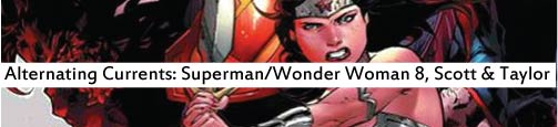 superman wonder woman 8