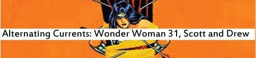 wonder woman 31