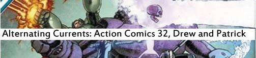 action comics 32