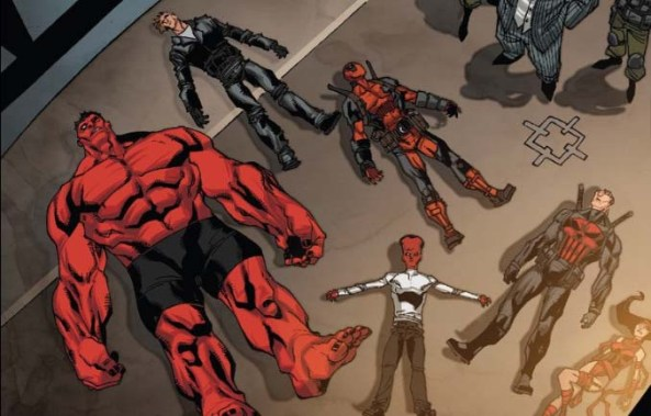 death of thunderbolts