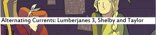 lumberjanes 3