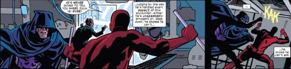 Nobody wins against Daredevil!