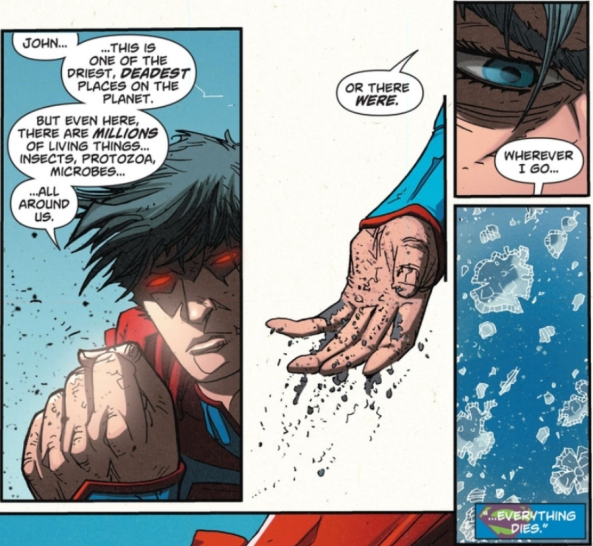 Superman Kills
