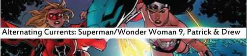 superman wonder woman 9