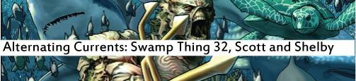 swamp thing 32