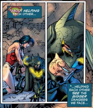 batman dating wonder woman So as wonder woman and lois lane fans hold their breath big spoilers for batman #45 and dc nation #0 revealed at c2e2 - april 7, 2018 view all posts.