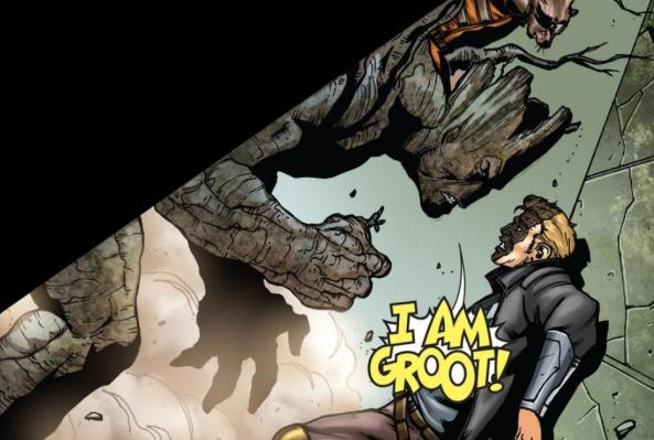 did you say i am groot