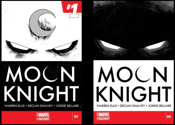 Covers of Mk1 and MK6