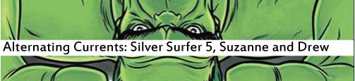 silver surfer 5