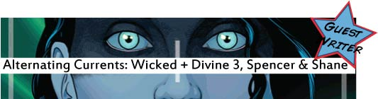 wicked and divine 3
