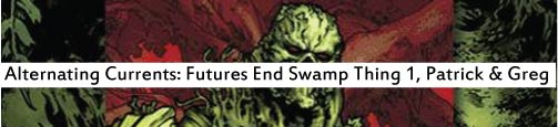 futures end swamp thing 1