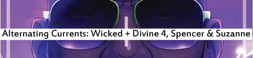 wicked and divine 4
