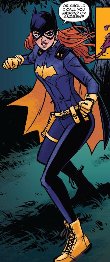 Batgirl 2.0