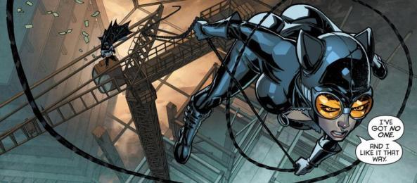 Catwoman asscapes