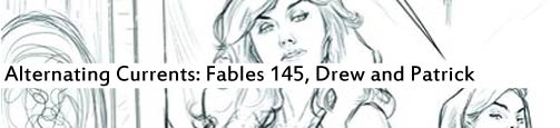 Alternating Currents: Fables 145, Drew and Patrick