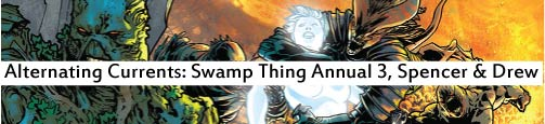swamp thing annual 3