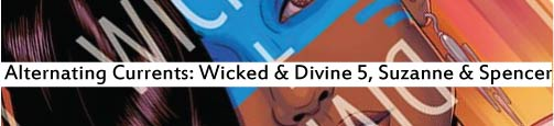 wicked and divine 5