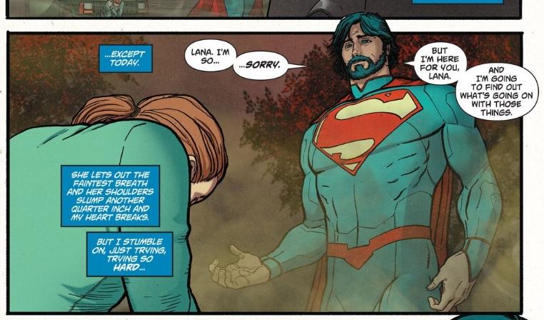 Bearded Superman Action Comics 36 | Ret...