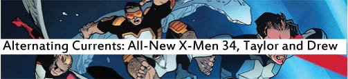 all new x men 34