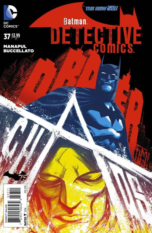 Detective Comics 37 Cover