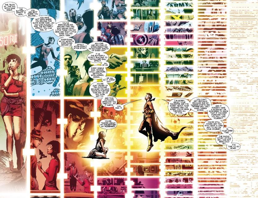 All New X Men Annual 1 Retcon Punch