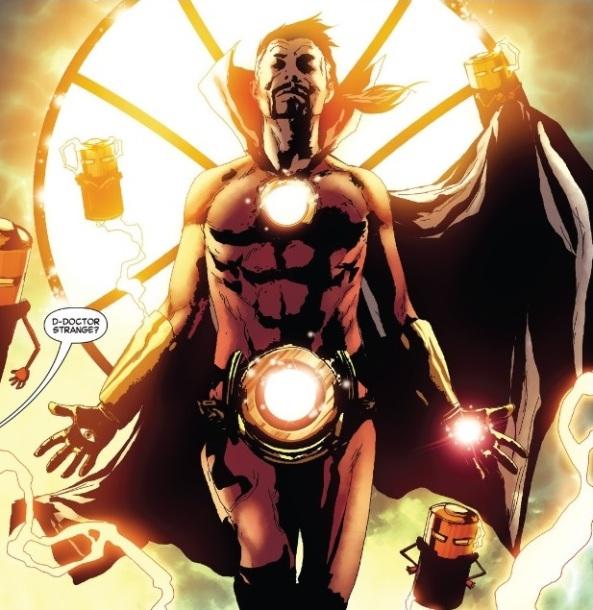 Superior Supreme Sorcerer Iron Tony