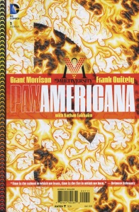 The Multiversity: Pax Americana 1