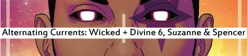 wicked and divine 6