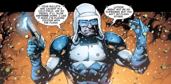 looking good captain cold