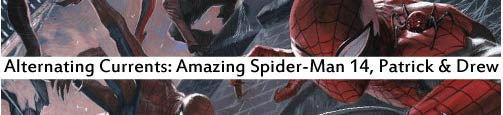 amazing spider-man 14