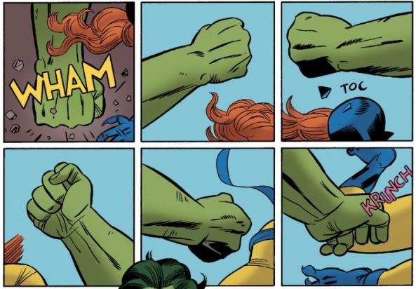 She-Hulk Hands