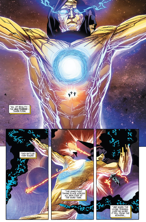 The multiverse taken form
