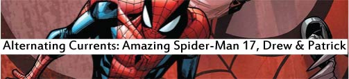 amazing spider-man 17