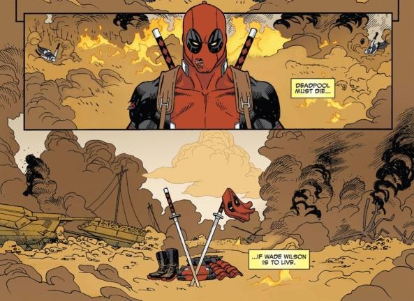 Deadpool must die