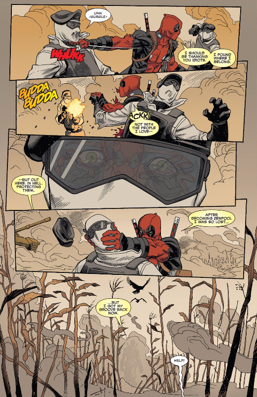 Death of Zenpool