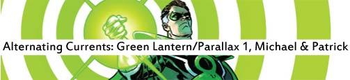 green lantern parallax 1