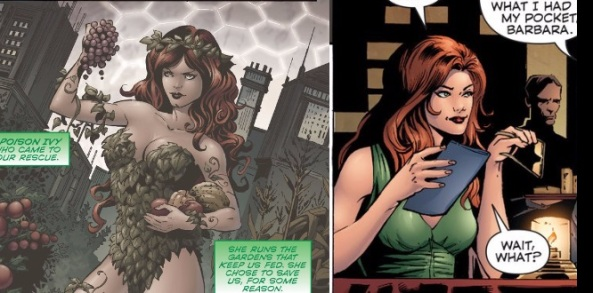 ivy and babs