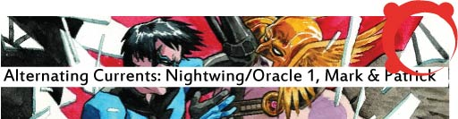 nightwing oracle 1 conv