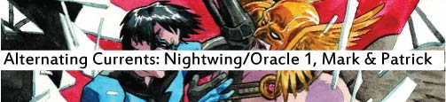 nightwing oracle 1